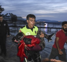 Turkey: 30 irregular migrants rescued in Aegean Sea
