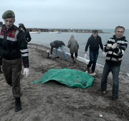 Turkey: 36 die as refugee craft sinks off Agean Sea