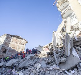 Turkey: 21 killed in earthquake in Elazig Province