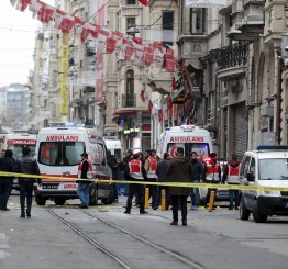 Turkey: Suicide bomber kills 4 in Istanbul terror attack