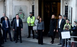 UK Supreme Court hears EU exit case