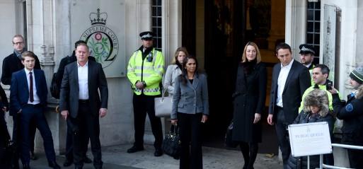 UK Supreme Court hears EU exit case