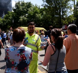 UK: Death toll rises to 12 in London residential block fire