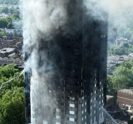 UK: Huge blaze in London apartment block claims six lives