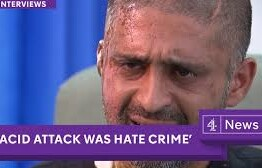 UK: Suspect arrested in 'Islamophobic' acid attack
