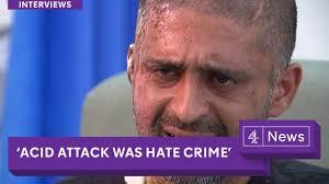 UK: Suspect arrested in 'Islamophobic' acid attack