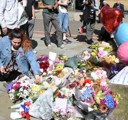 Unity love and solidarity after the Arena attacks