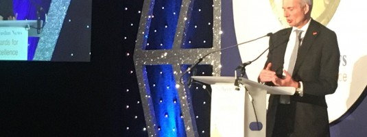 The Muslim News Awards for Excellence 2018 Winners
