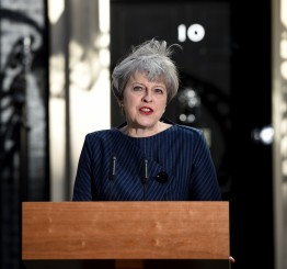 UK: May unveils post Brexit plans for EU citizens in UK