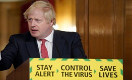 UK government releases 3-step Coronavirus recovery plan
