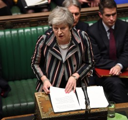 UK: May to bring Brexit deal to Parliament in June