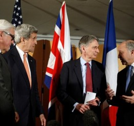 UK: West, Iran cite progress in nuclear talks