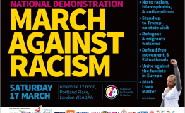 UK: Thousands demonstrate across country against racism and Islamophobia