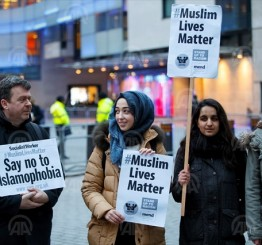 UK: Islamophobic attacks in London up 70 percent