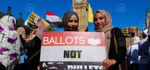 UK review links Egypt's Muslim Brotherhood to extremism