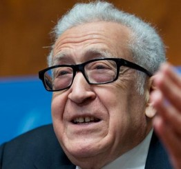 UN: Lakhdar Brahimi steps down from UN Syria post