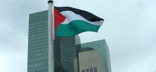 UN: Palestinian flag raised at UN for first time