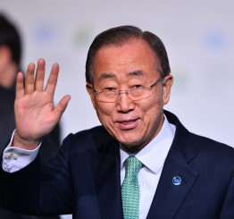 UN chief urges Israeli settlement freeze