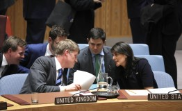 UK: US sides with UK, blames Russia for chemical attacks