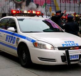 US: New York Muslim police officers harassed with hate messages