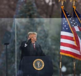 US Senate acquits Trump of role in Capitol insurrection