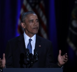 US: Obama appeals for unity as he prepares to leave office