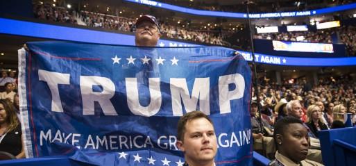 US: Republican convention nominates Trump for president