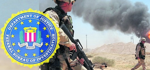 US military action is driving terrorism, according to FBI