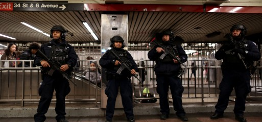 US: NY attack suspect's family 'outraged' by police actions
