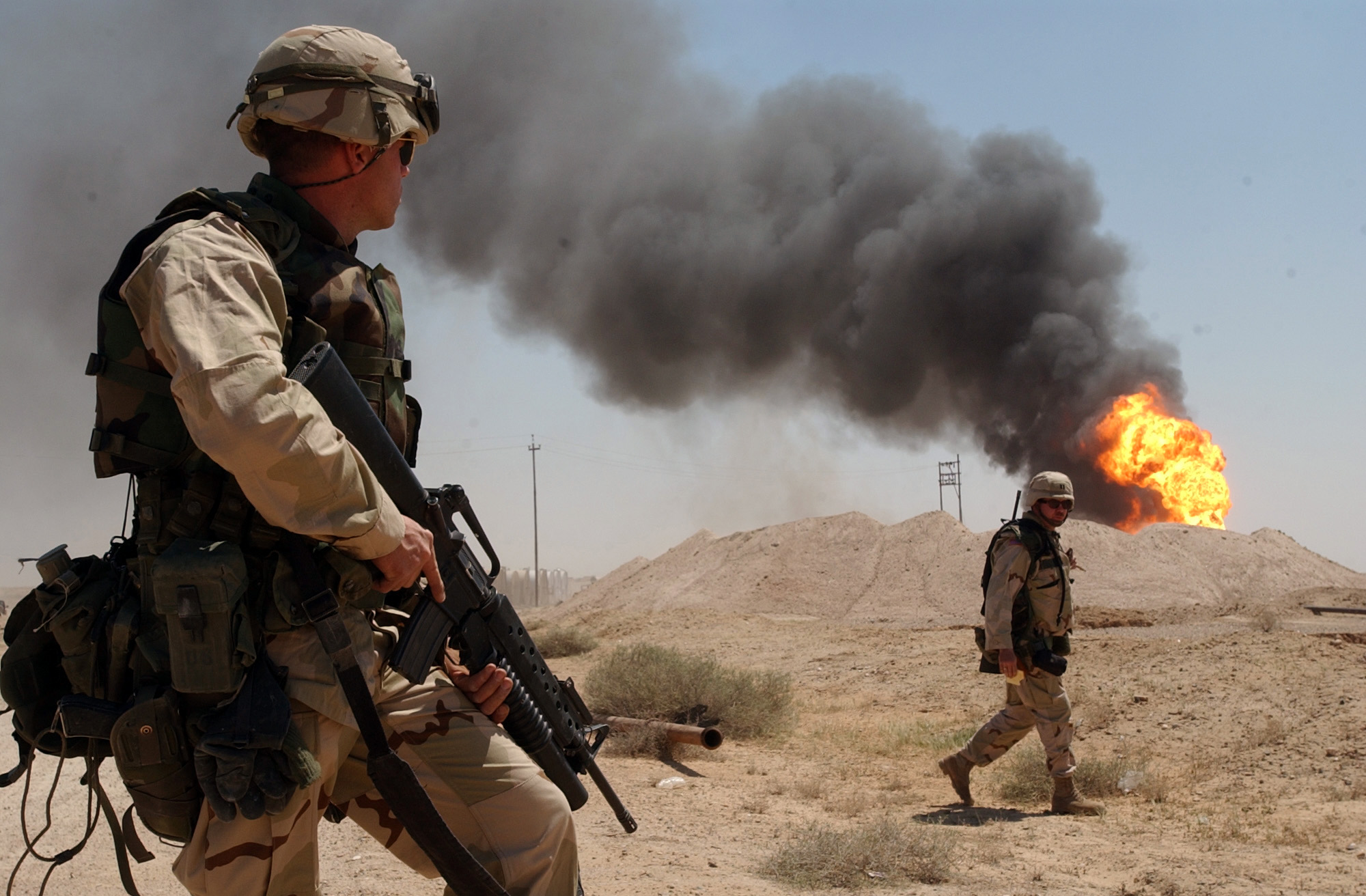 the effects of the iraq war War strained iraq's manpower: in addition to the estimated 180,000 casualties, 340,000 wounded and 50,000 pows, at the end of the war the iraqi army comprised of 12 million soldiers of a population of 18 millions.