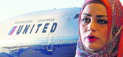 United Airlines passenger subjected to Islamophobic treatment