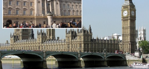 White teens planned to bomb Parliament and Buckingham Palace