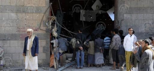 Yemen: Shia Muslim mosque bombing in Sana'a kills 25 on Eid
