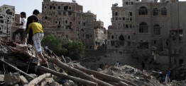 Yemen conflict death toll hits 5,700