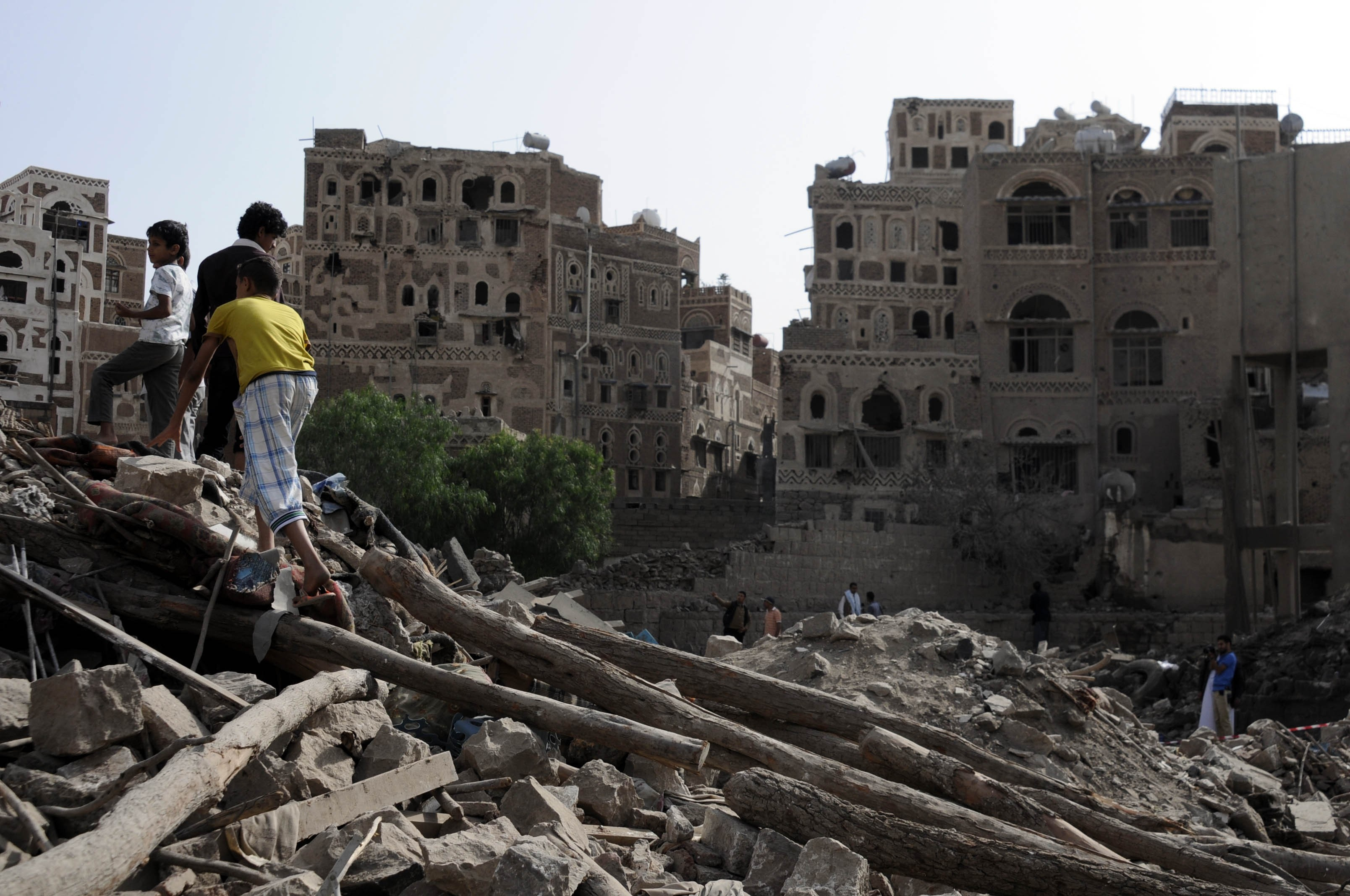 the yemen conflict As air raids continue to batter the arab world's poorest state, many yemenis fear the country's deepening divisions will inflict irreparable damage to its soul.