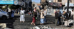 Saudi-led coalition denies committing war crimes in Yemen