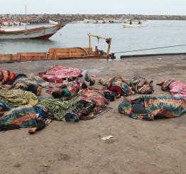 Yemen: Death toll rises to 42 in airstrike in Red Sea off Yemen