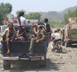 Yemen: Fighting kills dozens in Taiz