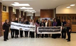 Yeshurun Synagogue hosts Muslim and Jewish women's Twinning event