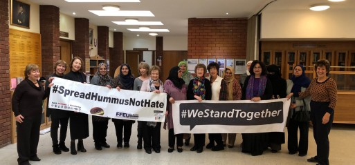 Yeshurun Synagogue hosts Muslim and Jewish women's Twinning event
