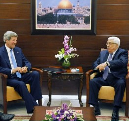 Kerry warns of US 'reality check' in brokering Middle East talks
