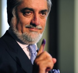 Afghanistan presidential candidate Abdullah Abdullah demands vote counting be stopped