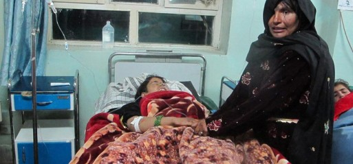Afghanistan roadside bombing kills 18 on way to wedding