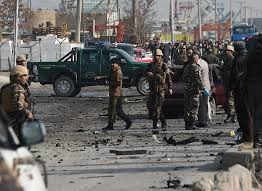 Afghanistan: Taliban suicide attack in Kabul kills 6, wounds 11
