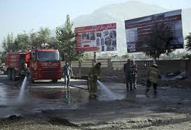 Afghanistan: Deadly Kabul attacks after security deal signed