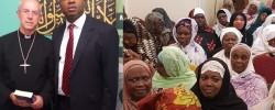 Archbishop of Canterbury joins Nigerian Muslims for iftar