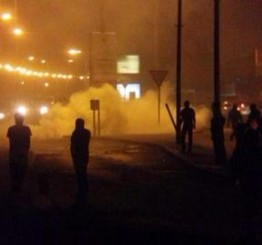 Bahrain: Forces clash with citizens protesting detention of Salman