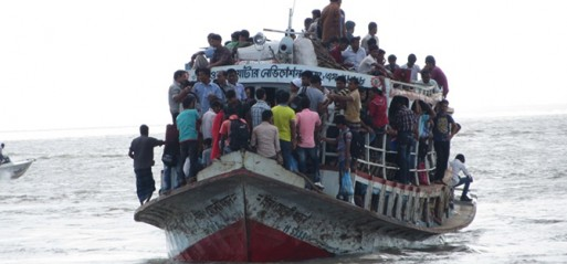 Bangladesh: Launch sinks in Padma with 250 passengers