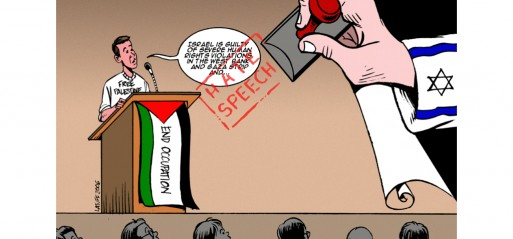 Backlash against criminalising the Israel boycott