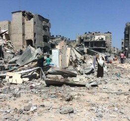 Palestine: Palestinians pull over 140 bodies from under Gaza rubble, total killed 1000
